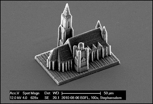 a nano church which 