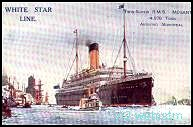 White Star Line ship in Montreal 67 kb